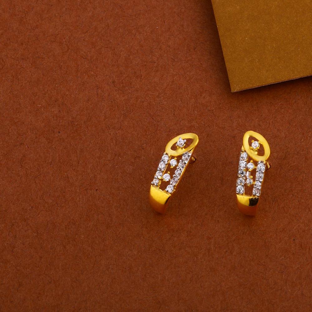 22KT Gold Ladies Stylish  Mangalsutra Pendant MP254