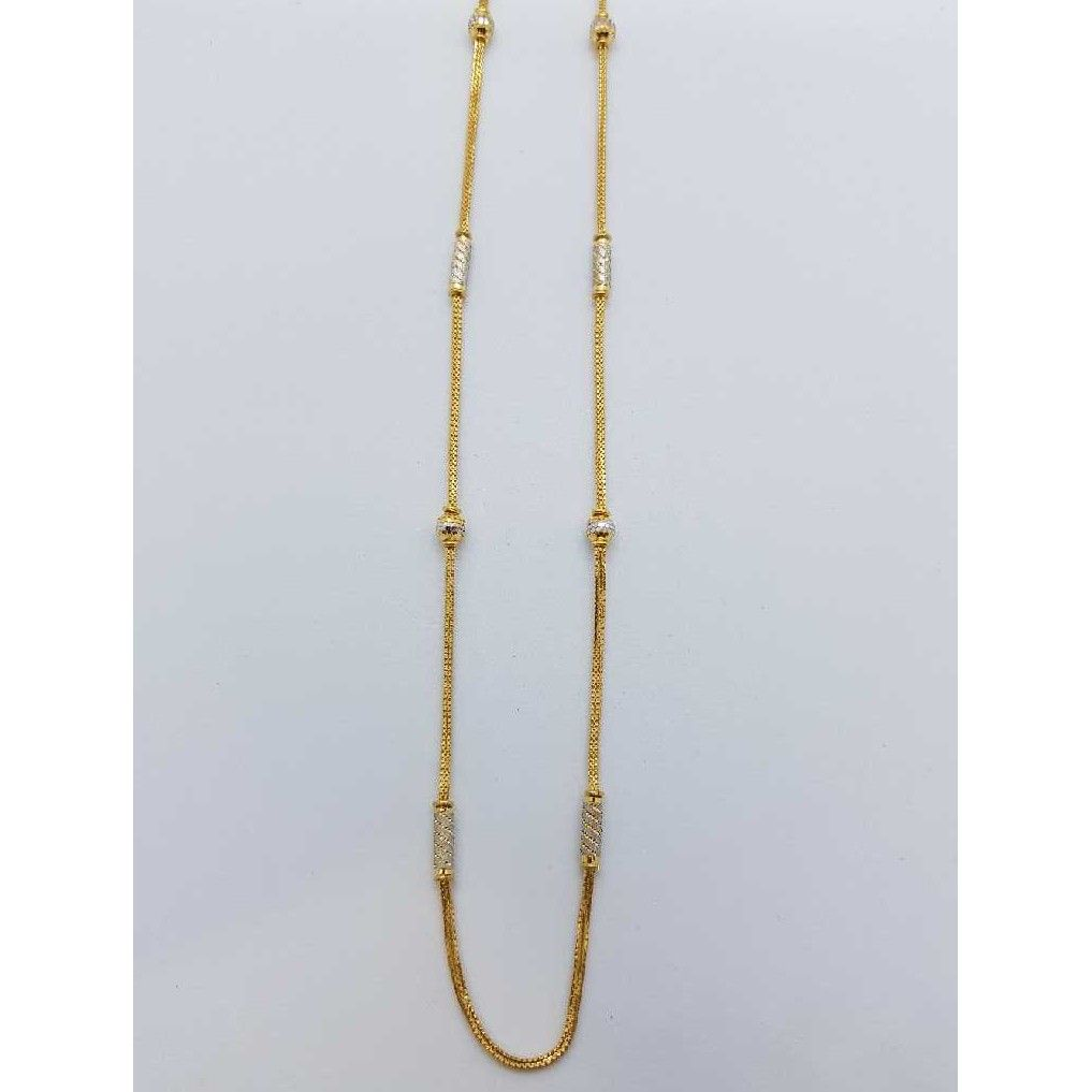 916 Gold Fancy chain SJ-CHAN/36