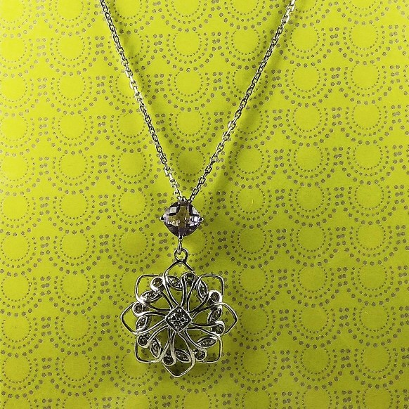 Light weight 925 sterling silver chain set