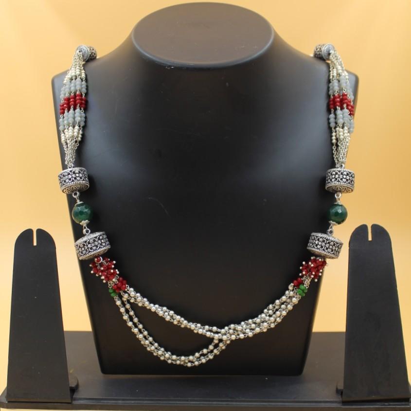 92.5 sterling necklace sl n016