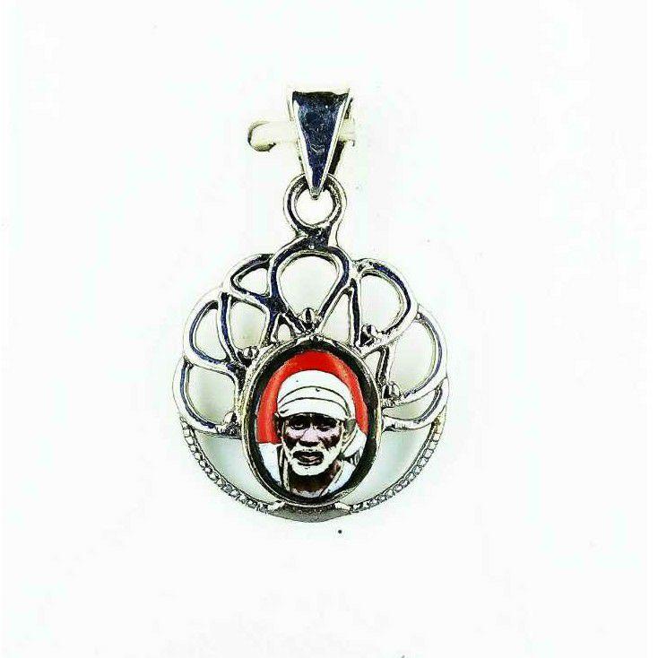 New 925 Silver Ladies Pendant