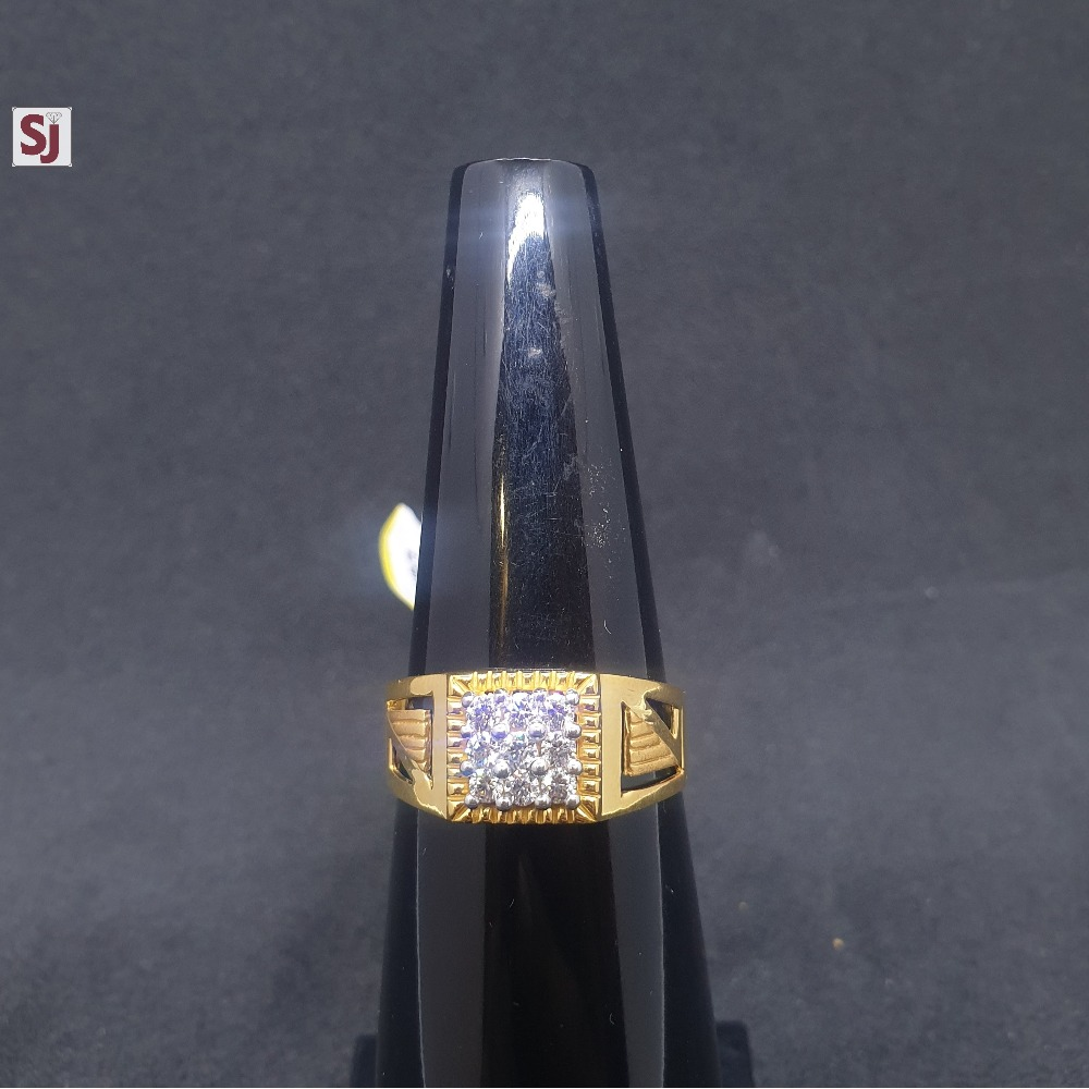 Gents Ring Diamond GRG-0688