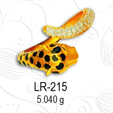 916 lADIES RING LR-215