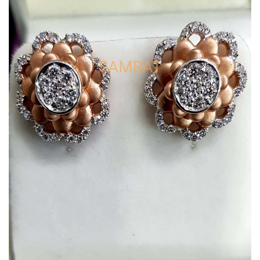 Real diamond earring RER/42