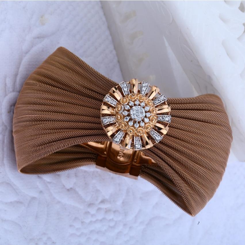 916 gold Hallmark Unique Design Hallmark Bracelet