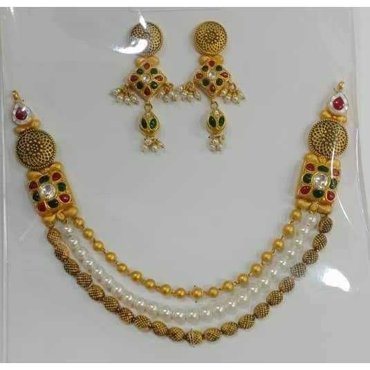 916 Fancy Necklace