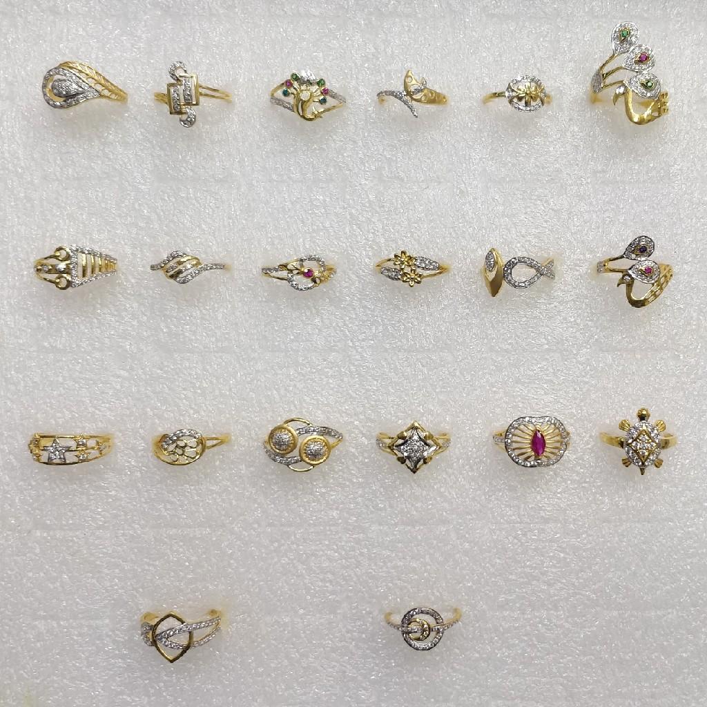 916 CZ Ladies Rings RI4694