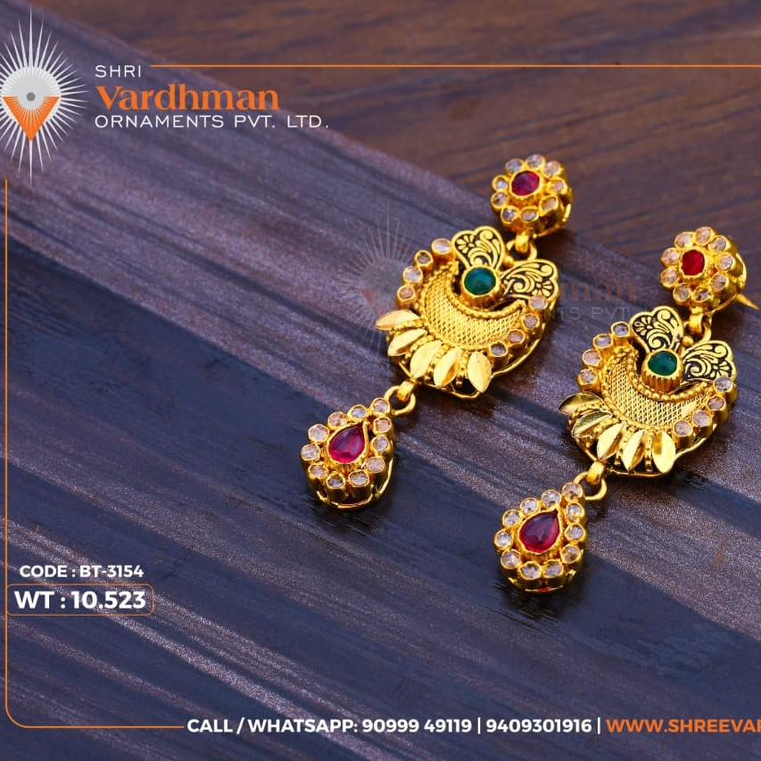 22ktgold earrings