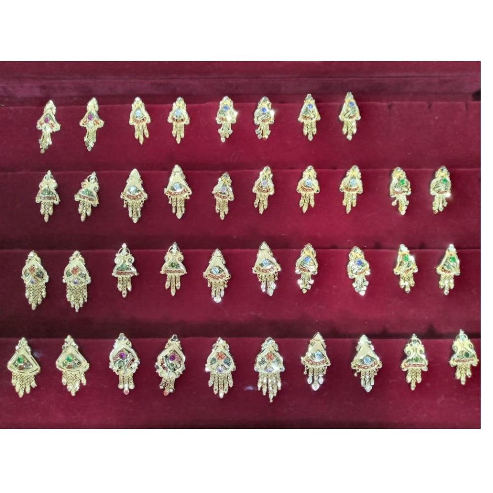 916 Hallmark Gold Daily Wear Earring