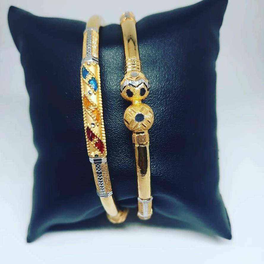 22KT Gold Stylish Ghaba Kadali SG25