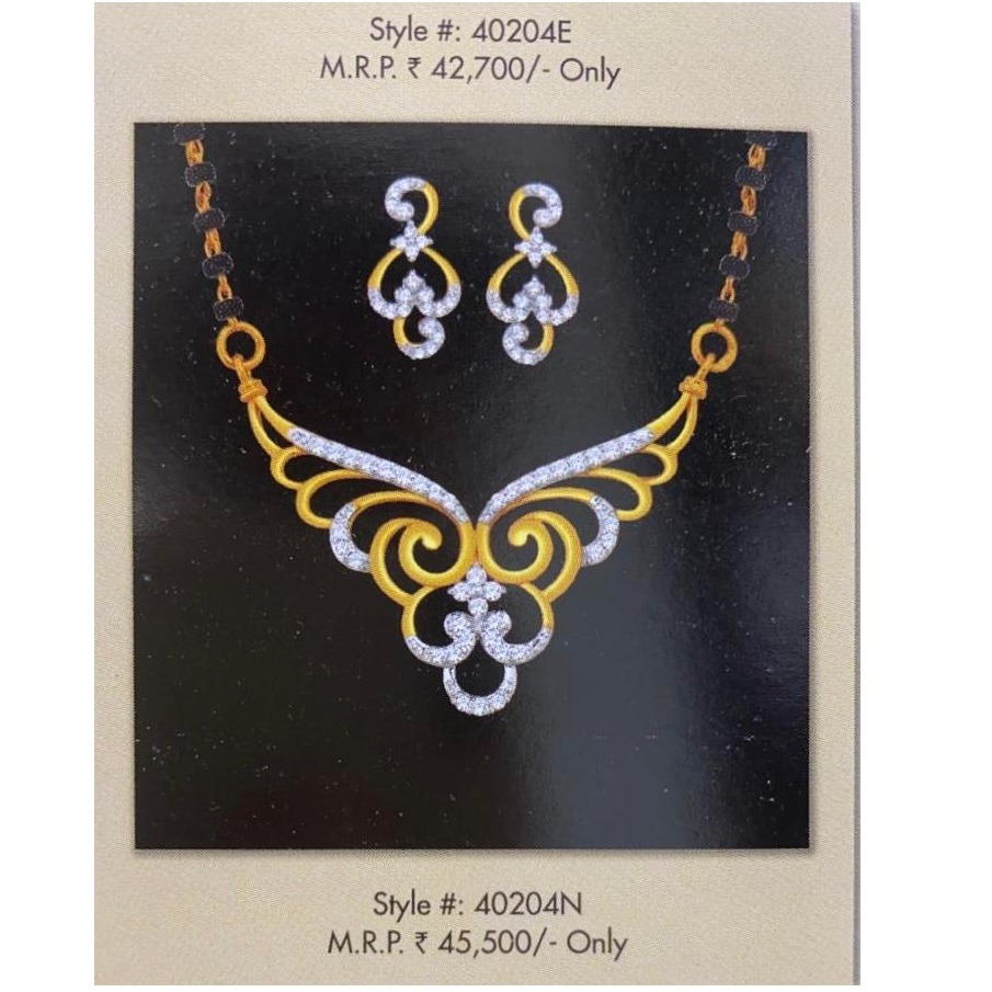 Mangalsutra with tops