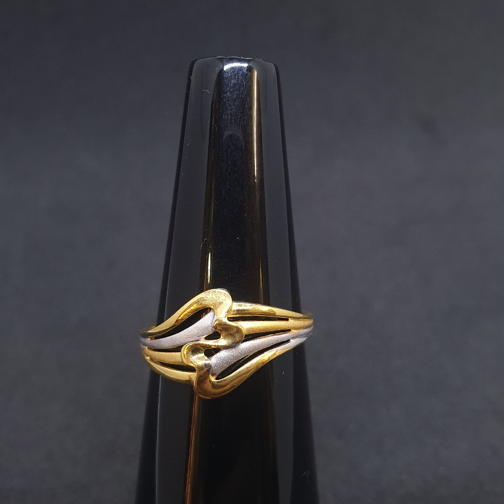 Ladies Ring Plain LRG-0423