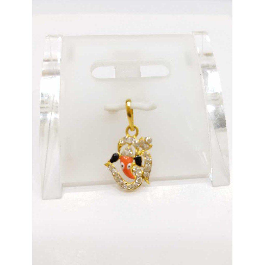 760 gold casting pendants RJ-062