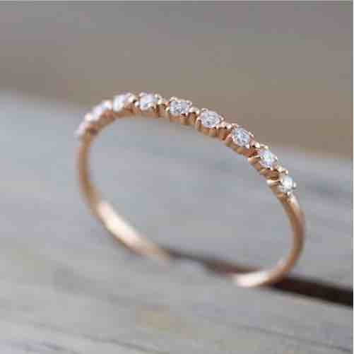 18KT Daily Wear Classic Band