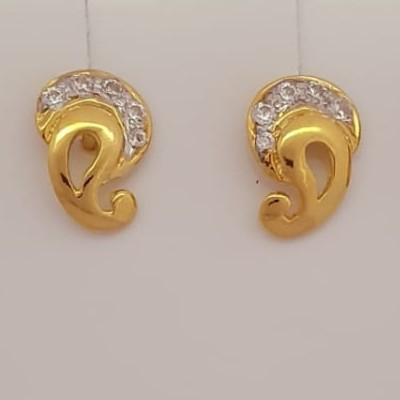 Cz light weight Earrings