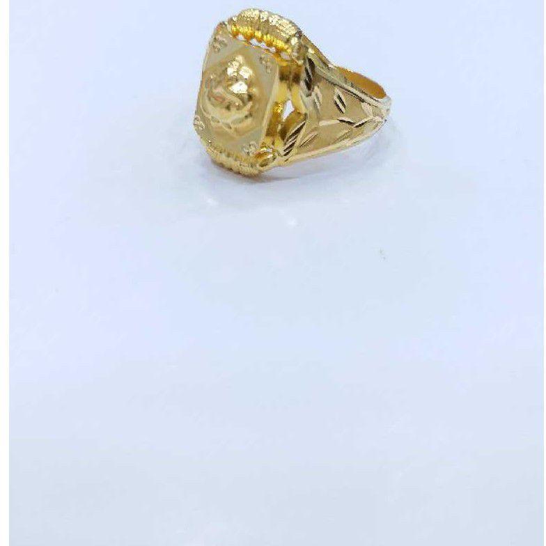 760 gold jalpari gents rings RJ-J003