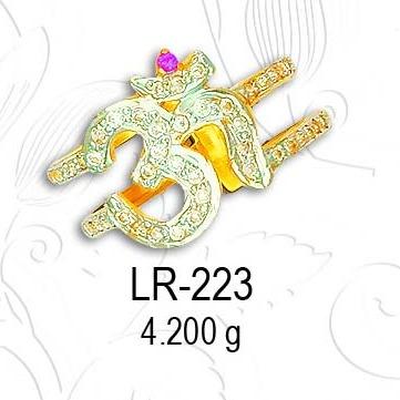 916 lADIES RING LR-223