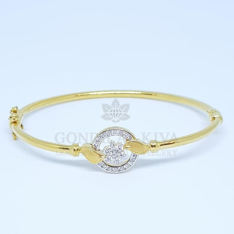 22kt gold bracelet lgbrhm4