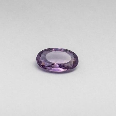 8.625ct oval purple amethyst