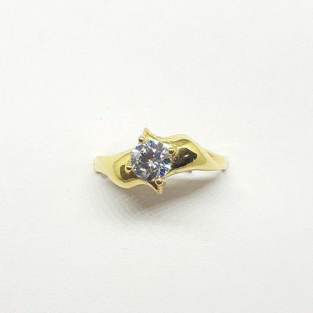 916 Single Stone Ladies Rings