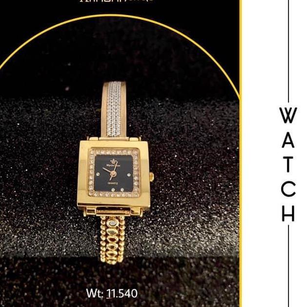 22Kt Gold Ladies Watch RH-LW53