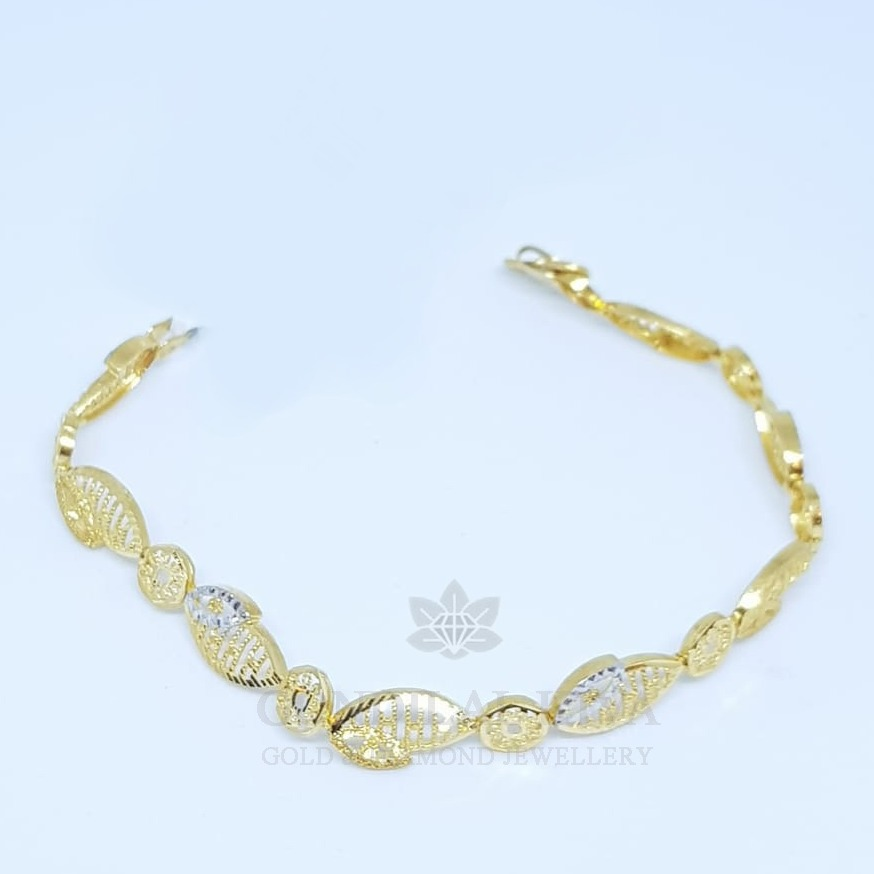 22kt gold bracelet lgbrhm9