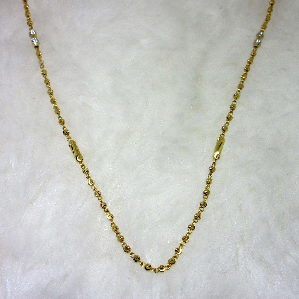 Gold classic chain