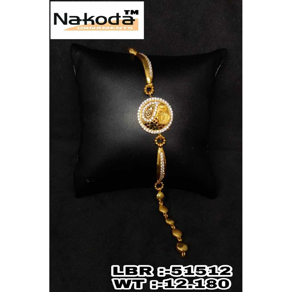 916 Exclusive Ladies Gold Bracelet