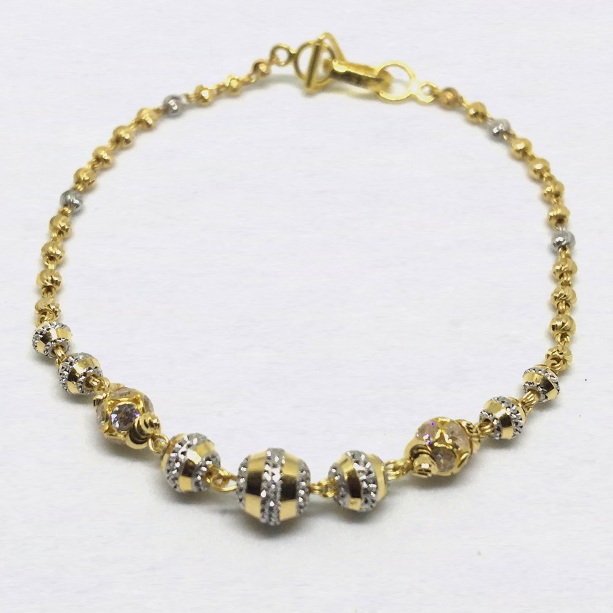 Fancy Gold Bracelet Kangan For Women