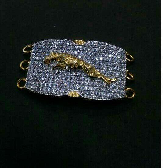 22K/916 Gold Fancy Pendant