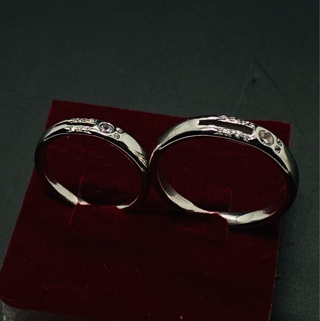 925 Couple Ring