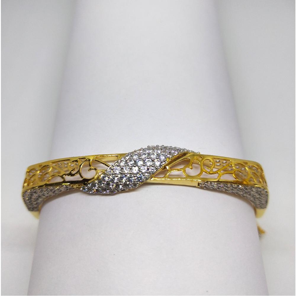 22K square shape Designer bracelet