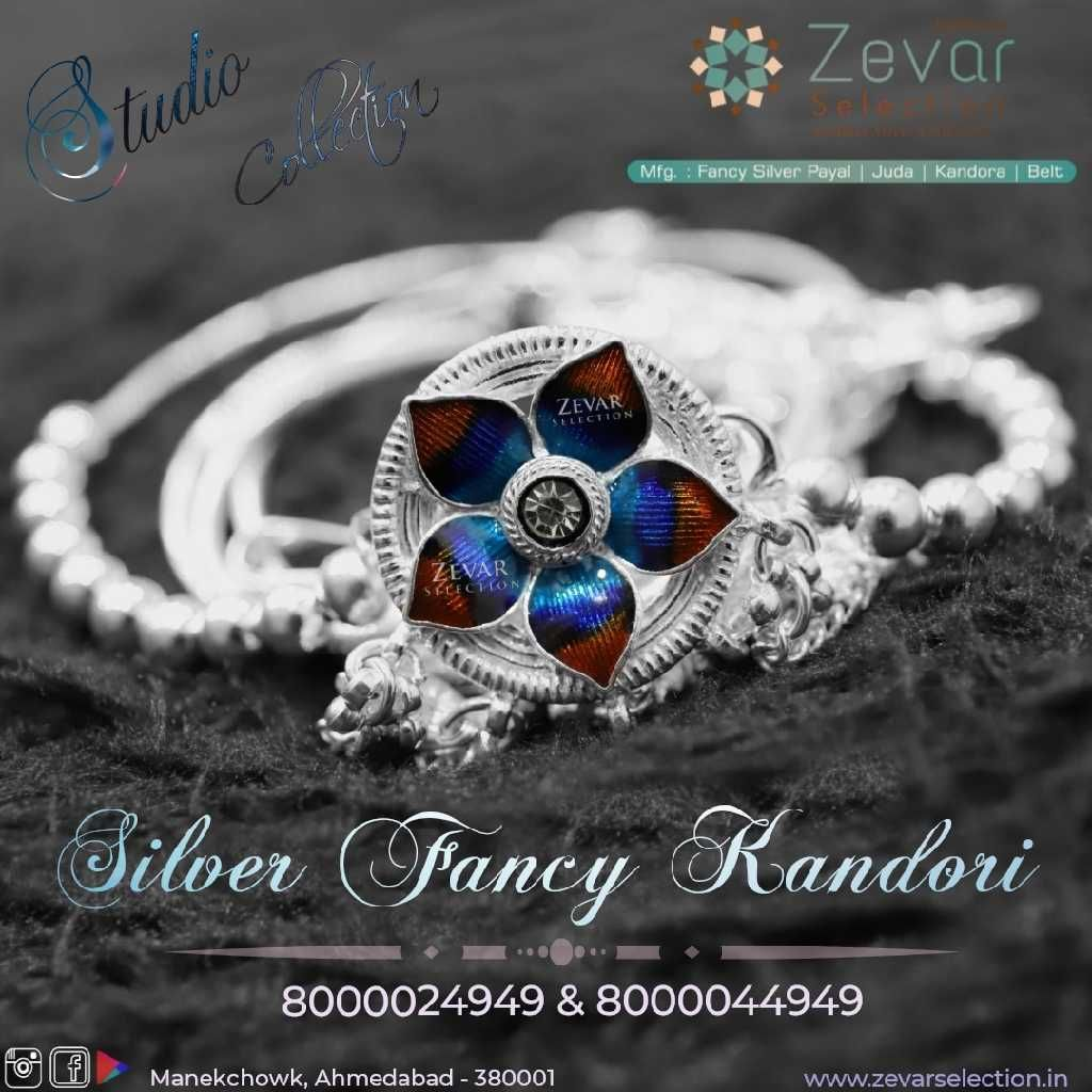 Silver Fancy Kandori