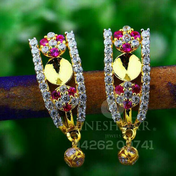 Color Stone Fancy Bali Abg - 0082