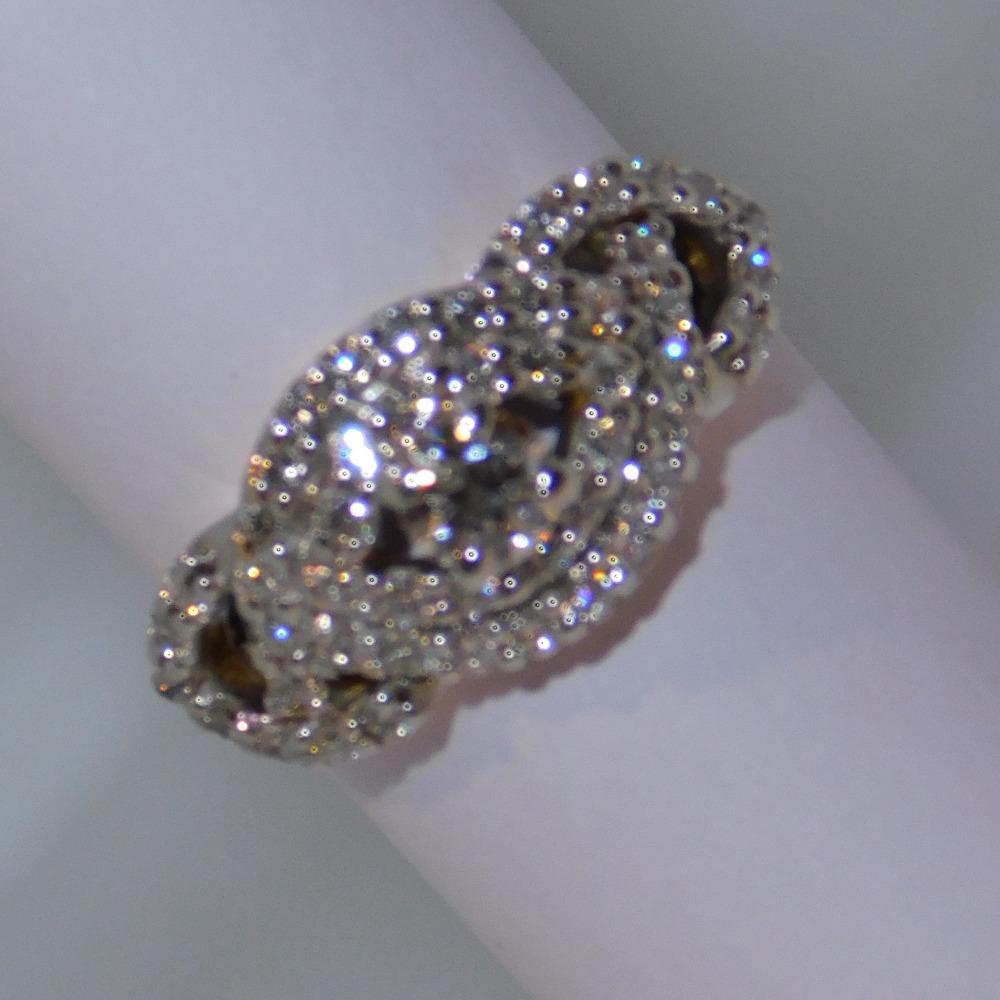 18K gold diamond ring agj-lr-265