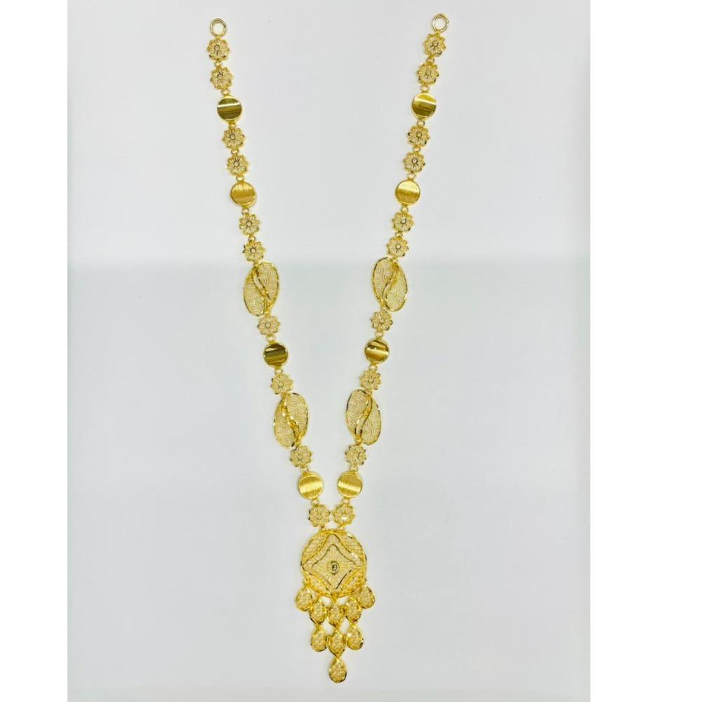 916 Gold Designer Pendant Chain