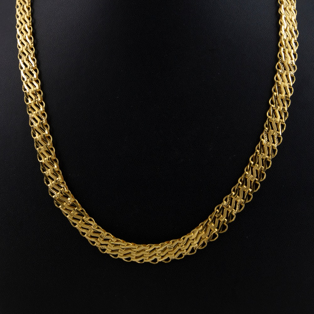 916 Gold HMC chain ML-C06