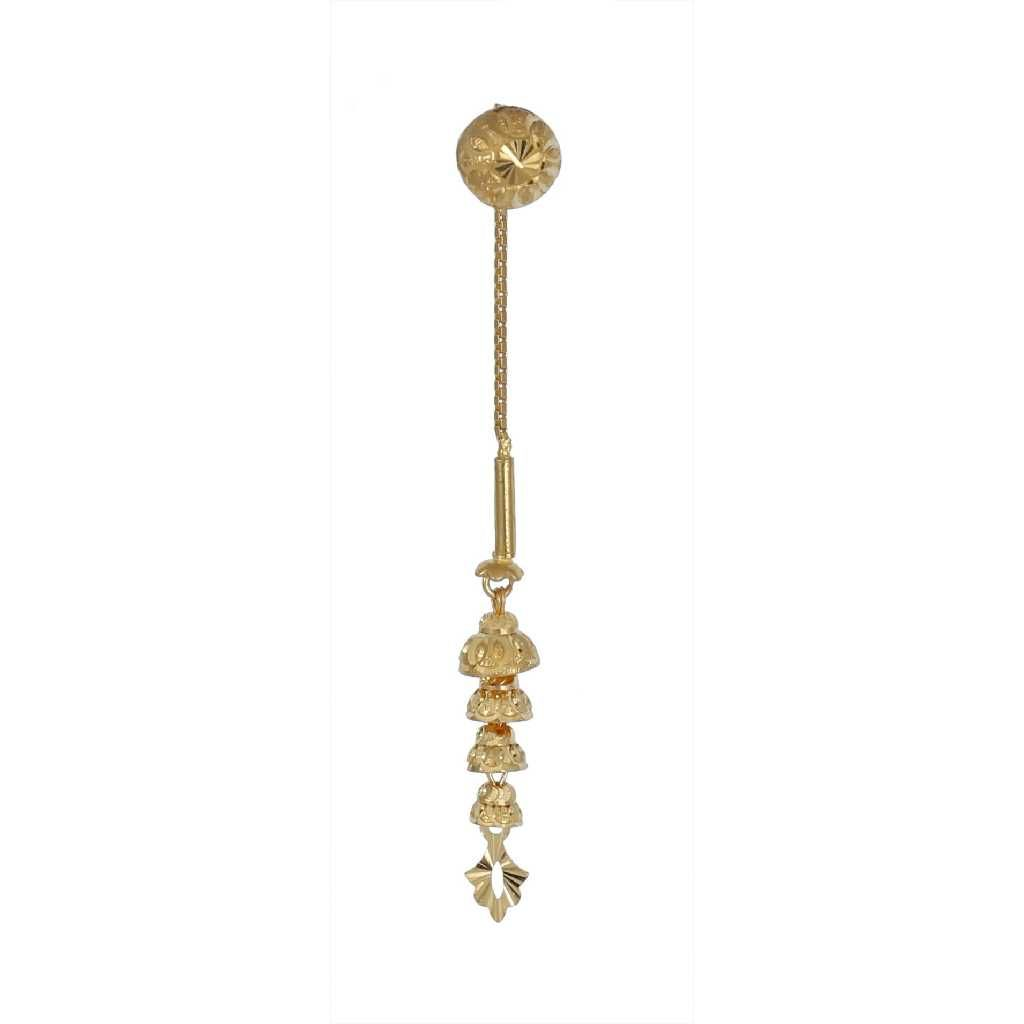 7dd4b29f2 Gold sui dhaga online catalog | Jewelxy - 1395