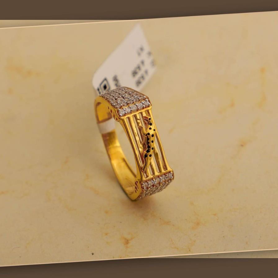 Jaguar fancy ring