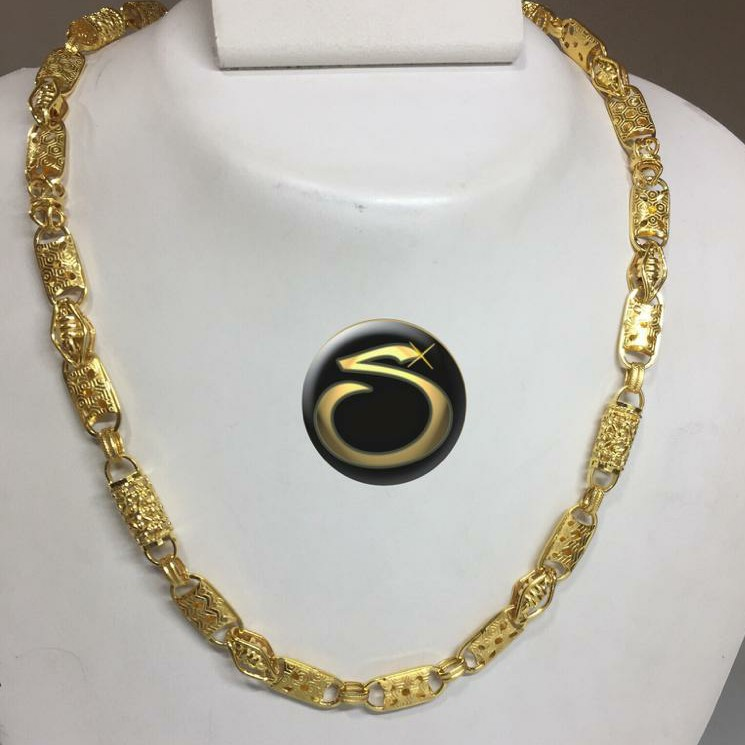 22KT Gold Indo italian Chain SC-IQ1940
