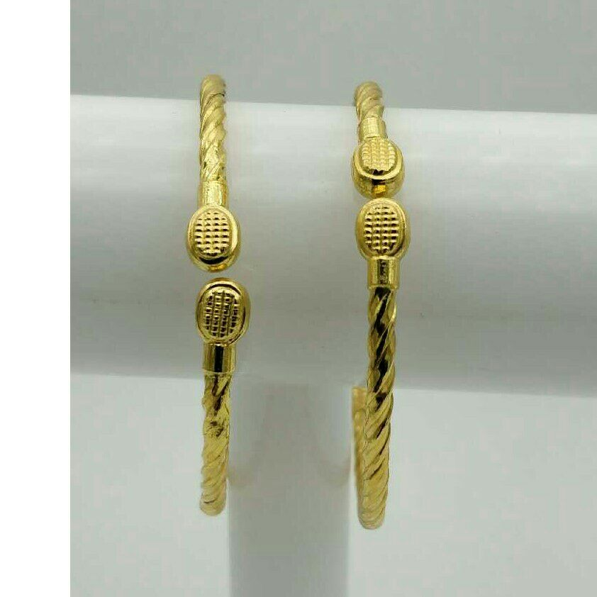 22kt/916 Gold Kids Kadali Designer