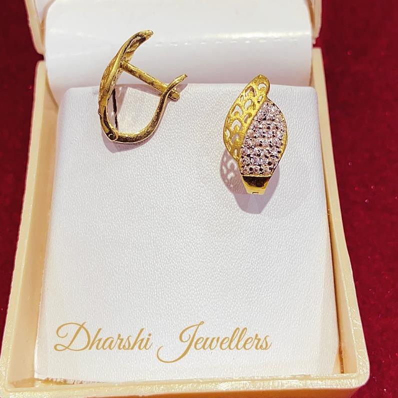 22K Gold Designer Bali