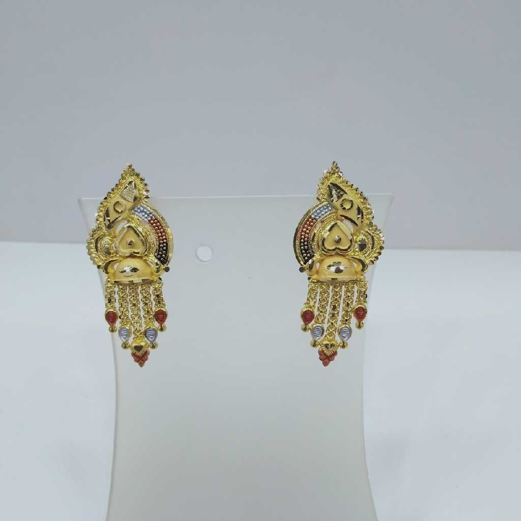 840 Gold Fancy Butti RJ-rj24