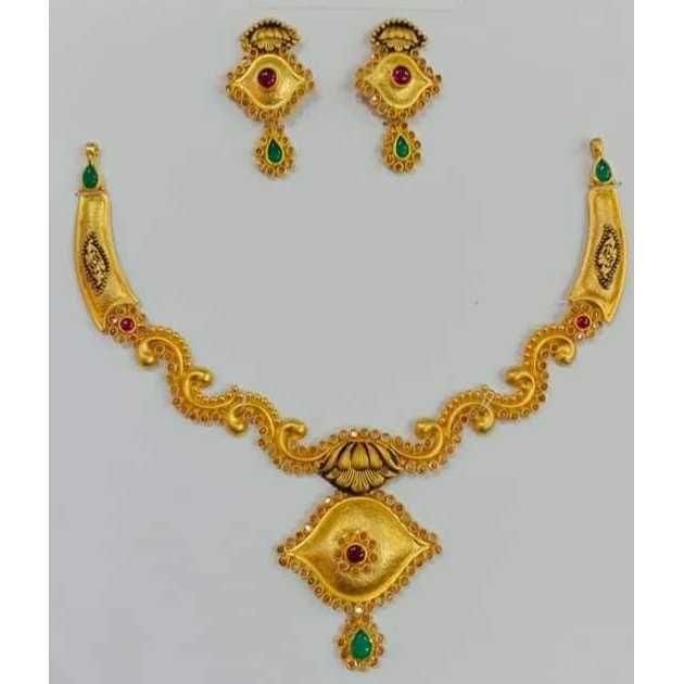 916 Antique Necklace