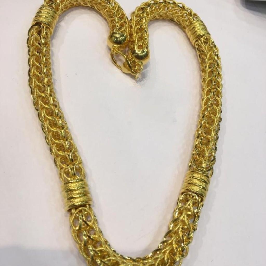 22k 916 heavy weight gold chain