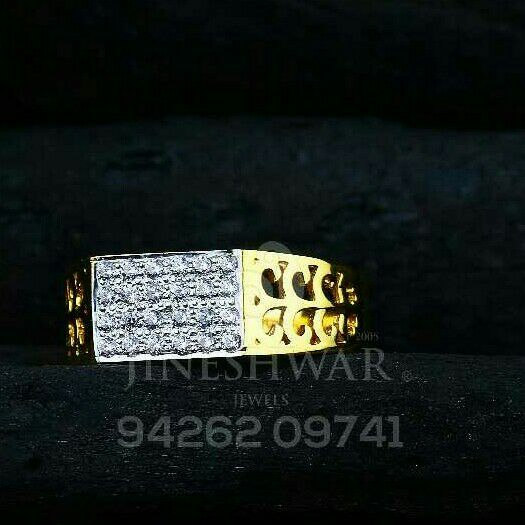 Casual Were Gents Ring 916