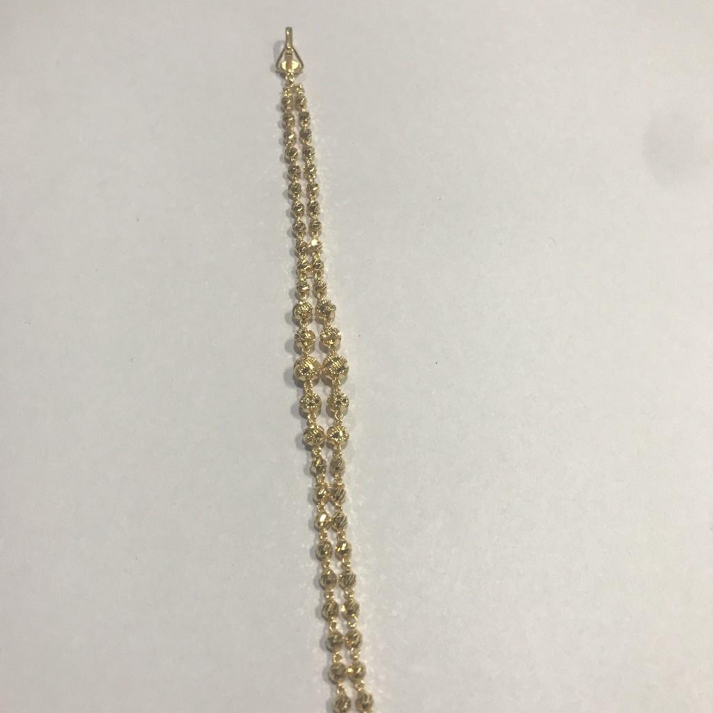 916 plain cnc bracelate 2 line