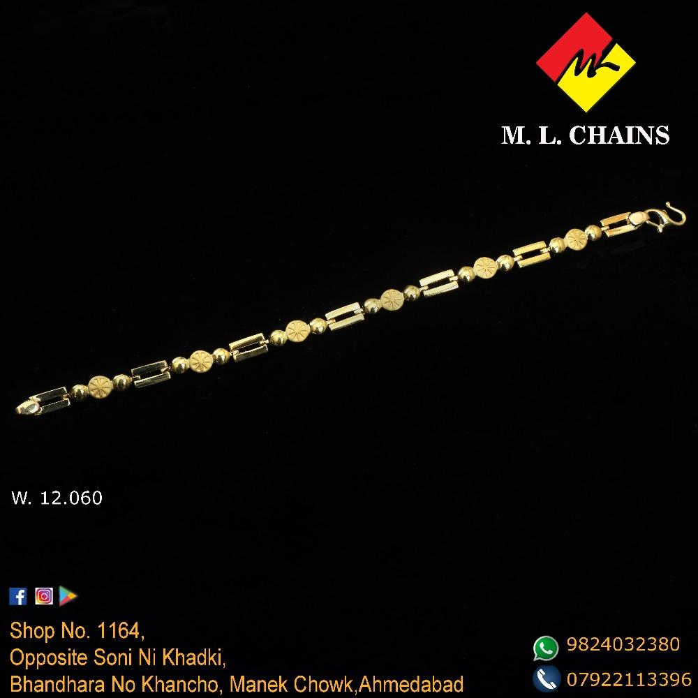 22K Gold Designer Lucky ML-B13