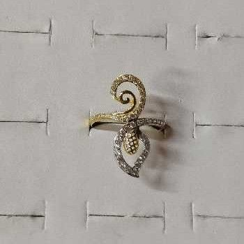 22kt/916 Gold Fancy Ladies Ring