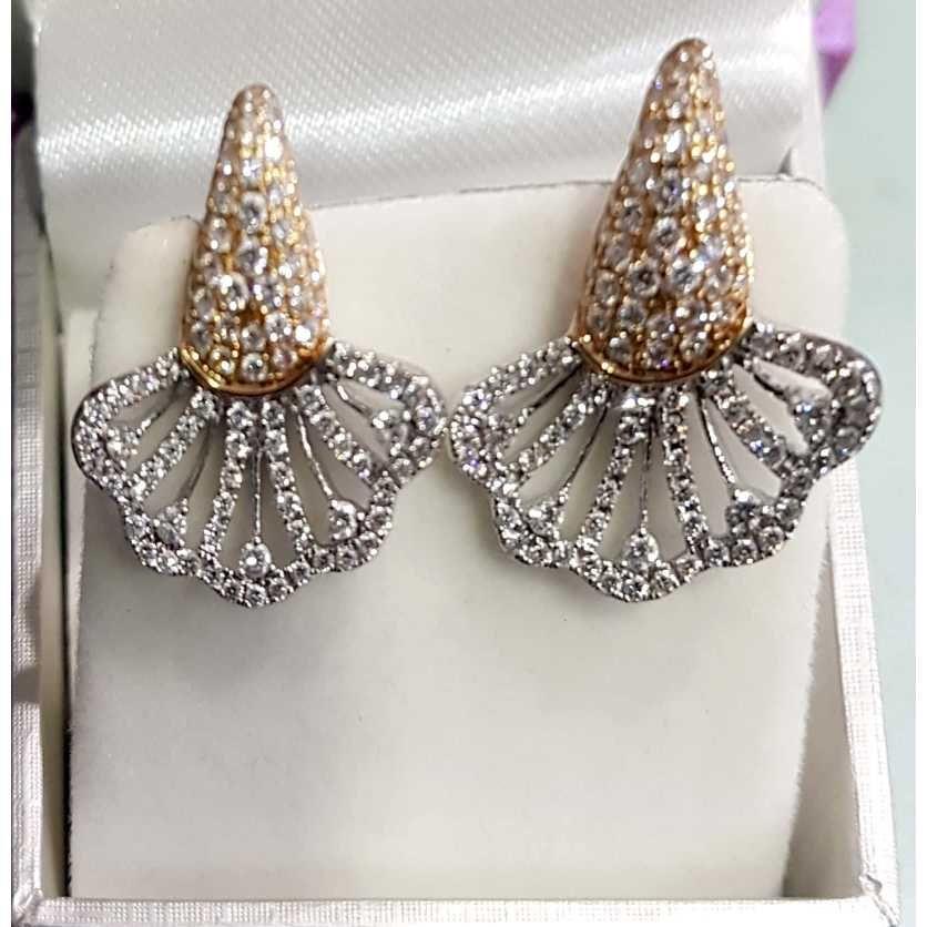 Real diamond earring RER/6